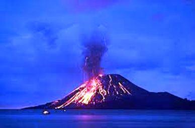 inilah 22 Gunung Berapi diIndonesia yang Mulai aktif  Narmada Cyber